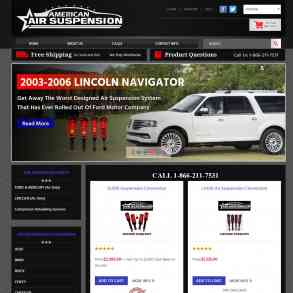 Air Suspension Conversion Kits
