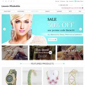 Shop Laura Michelle