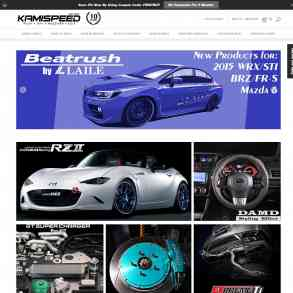 Kami Speed-Higher Performance Auto Parts and Accessories